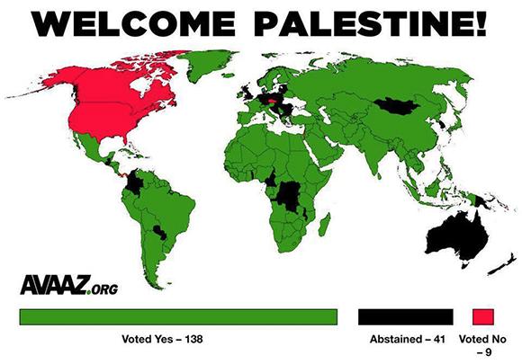 Benvenuta Palestina!
