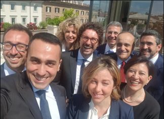 Ministri 5 Stelle